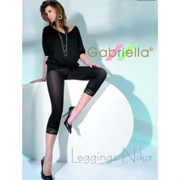 Gabriella Getry grube-koronka LEGGINGS NIKA