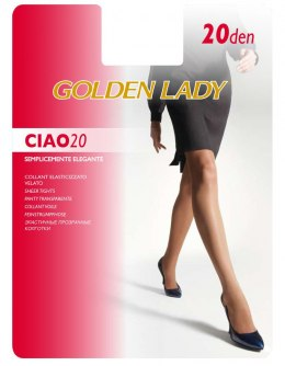 Golden Lady Rajstopy Ciao 20