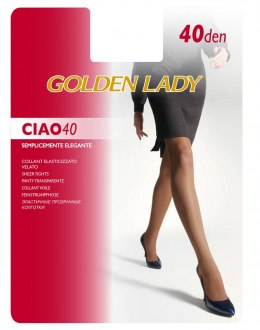 Golden Lady Rajstopy Ciao 40