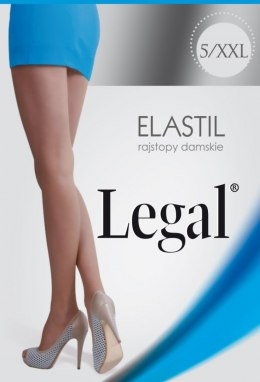 Legal Rajstopy elastil 5