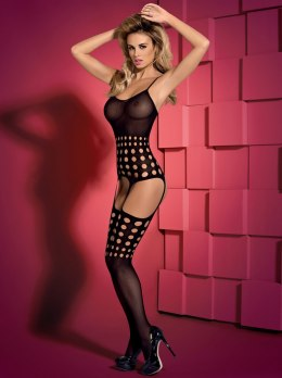 Obsessive BODYSTOCKING G310 - BODY Z RAJSTOPAMI