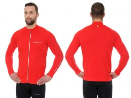 Brubeck Bluza męska Athletic LS14080