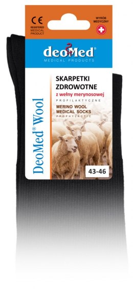 JJW DEOMED SKARPETKI WOOL