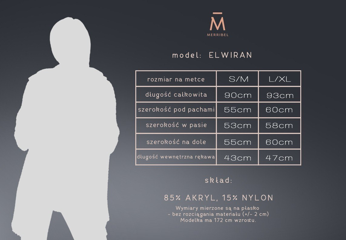 Merribel Elwiran Powder - S/M