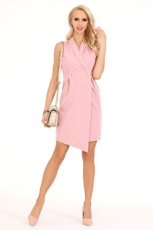 Merribel Matemia Powder Pink - L